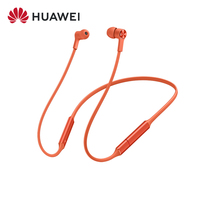 Original Huawei FreeLace Wireless Earphone Bluetooth Sport Waterproof In ear Memory Cable Metal Cavity Silicon Magnetic Switch