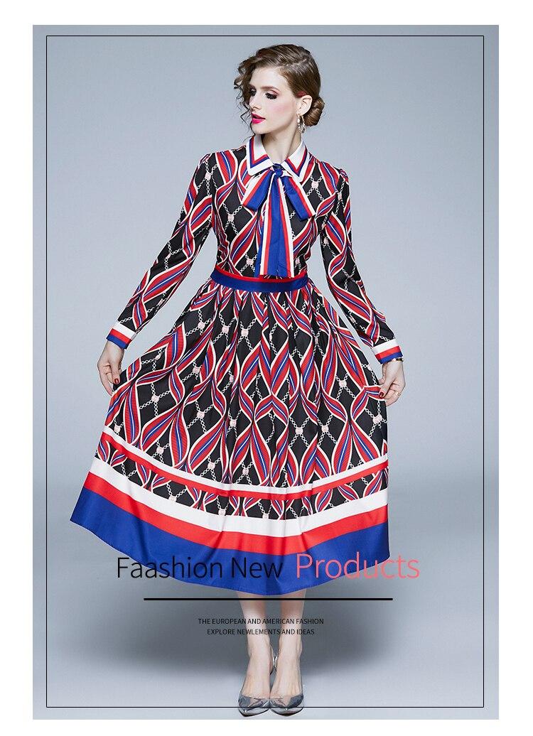 dress women vintage fall dress girl tendency clothing Vacation Autumn long sleeves dresses brazil boho dress boho sequin dress 3