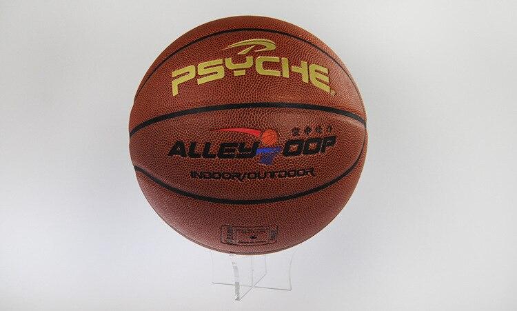 GL5 Basquete Não-deslizamento das crianças Estudante treinamento competição de basquete PU basquete Atacado ou varejo NOVA Marca Barata