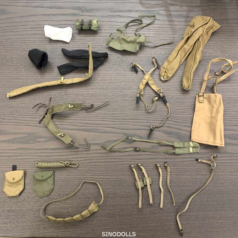 """MULTI-LISTING 12/"""" GI Joe 1//6 The Ultimate Soldier 21st Century Toys 1:6 Parts"""