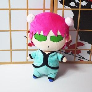 Image 4 - 1 шт. Новый мультяшный Saiki Kusuo No Nan Teruhashi Kokomi аниме плюшевая кукла игрушка для косплея мягкая игрушка Детские подарки Мягкая Подушка