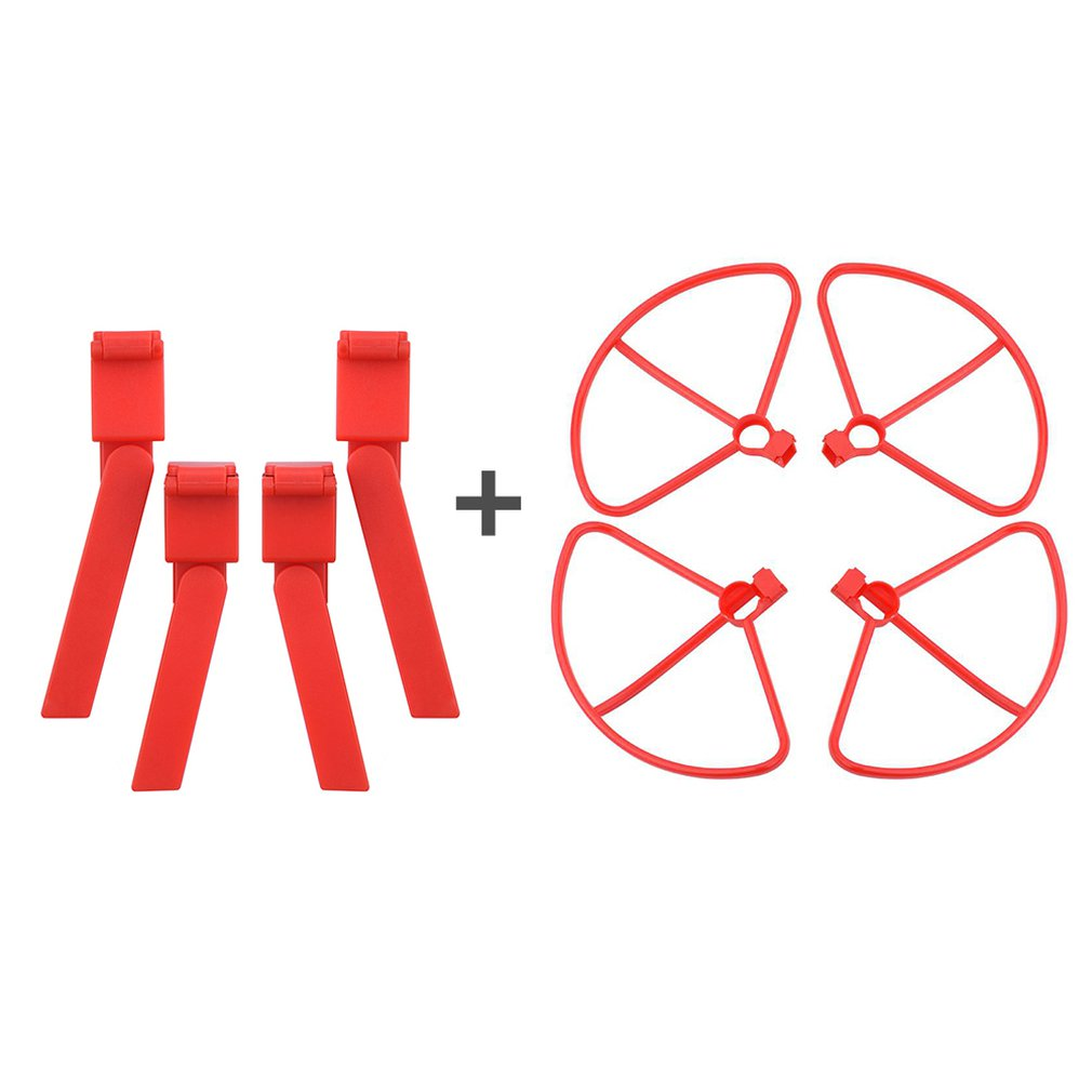 For Millet Fimi X8Se Drone Heightening Paddle Blade Propeller Protection Ring Protective Cover Drone Accessories For Xiaomi