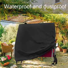 Oxford Fabric Dustproof Universal Table Tennis Cover Foldable Indoor Outdoor Anti UV With Straps Full Protection Playground Gym(China)