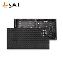 LianSai 2pcs/LED Indoor SMD2121 RGB 1/16 Scan P5 LED Module 320x160mm 64x32 Pixels, LED Video Wall RGB LED Display Panel 32x16cm