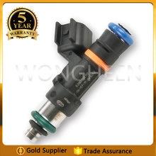 Inyector de combustible modificado de alta impedancia, 0280158117, 550cc, 150lb, E85, EV14, 48mm, V W para Audi, A4, TT, Golf, Passat, 1,8 T, boquilla de motor