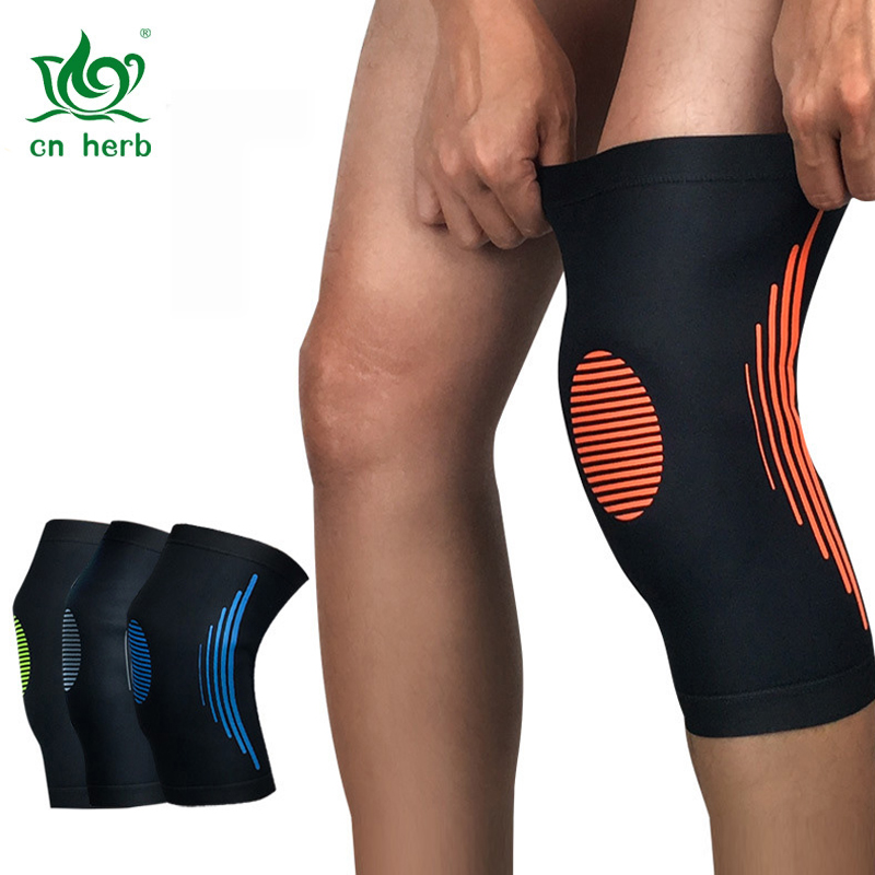 Cn Herb 2 pcs knee pats, compression patella, leg protectors, outdoor basketball hiking squats, protective clothing Humeral