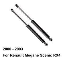 Klapa tylna sprężyna gazowa zawieszenia podnoszenie cylindra wsparcie 7700354322 dla Renault Megane Scenic RX4 2000 2001 2002 2003