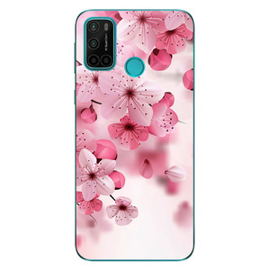 Image 3 - Phone Bags & Case For Vsmart Joy 4 2020 6.53 Inch Cover Soft Silicone Fashion Marble Inkjet Painted Shell Capa