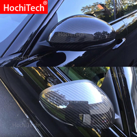 for Alfa Romeo Stelvio 2016 2017 2018 2019 carbon fiber rearview mirror cover true carbon fiber mirror cover