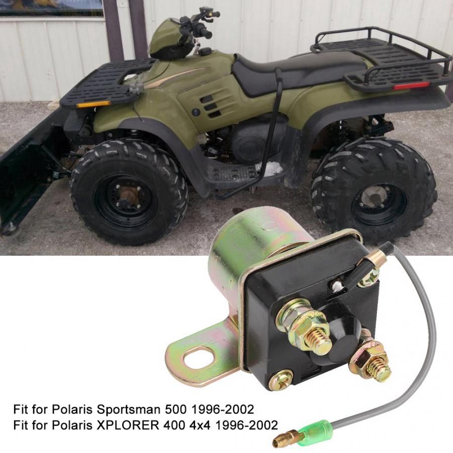 Starter /& Relay Solenoid FITS POLARIS TRAIL BOSS 325 330 2000-2004 ATV NEW