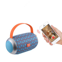 TG112 portable mini bluetooth speaker waterproof wireless network card U disk TF memory card speaker audio system stereo music new dancing water spray with lamp bluetooth stereo colorful lights water column speaker music fountain tf card u disk small fc