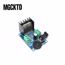 5pcs/lot TDA7297 amplifier board spare parts dc 12v grade 2.0 dual audio encodin