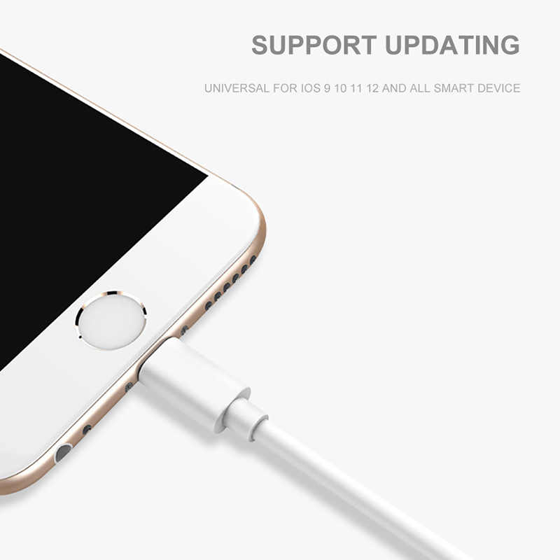 Supporta tutti i Sistemi di IOS Adattatore Per Cuffie Per iPhone 7 8 X XR XS Adattatore Per il iPhone Femmina A 3.5 millimetri jack maschio Convertitore di Cavo