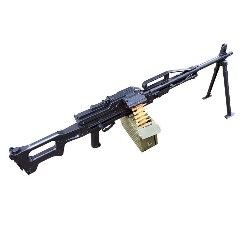 "1//6 1:6 Scale 12/"" Action Figure Gun Model Machine Gun PKP Dragon Hot Toys DAM"