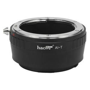 Image 4 - Haoge Manual Lens Mount Adapter for Nikon Nikkor F / AI / AIS / D Lens to Leica L Mount Camera such as T , Typ 701 , Typ 601