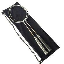 Ball-Bag Storage-Backpack Badminton-Racket Single-Shoulder Waterproof Plush-Cloth Sport-Training-Cover