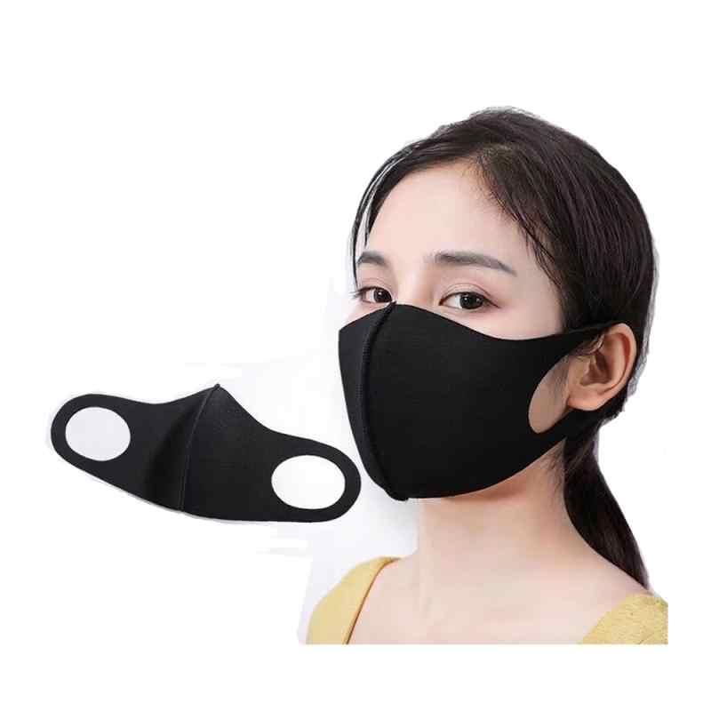 スポンジ マスク