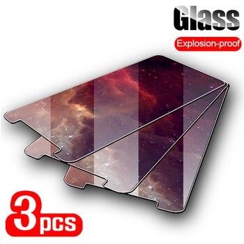 Перейти на Алиэкспресс и купить 3 шт. закаленное стекло для Moto E6 Play P50 P40 Защитная пленка для экрана для Moto E4 E5 Z2 Play E6 Plus стеклянная пленка