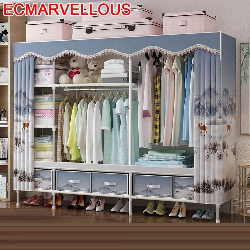 Mobilya Dresser For Gabinete Kleiderschrank Armario Almacenamiento Szafa font b Closet b font De Dormitorio Mueble