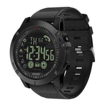 цена на T1 Bluetooth smart watch vibe cross border hot outdoor sports call reminder step waterproof round electronic watch