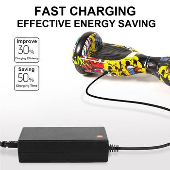 42V 2A Universal Battery Charger for Hoverboard Smart Balance Scooter US/EU Plug