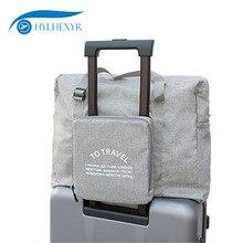 Hylhexyr дорожная сумка для путешествий Для женщин Оксфорд молния багаж, для отпуска Сумки вечерняя сумка, Водонепроницаемый Одежда унисекс Органайзер