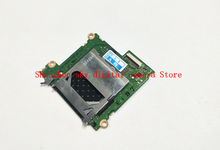 Camera Repair Replacement Parts for EOS Rebel T3 Kiss X50 1100D the card slot board for Canon