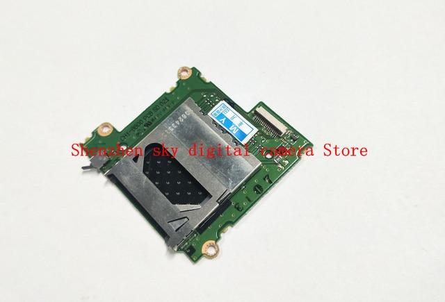Máy Ảnh Sửa Chữa Các Bộ Phận Thay Thế Cho EOS REBEL T3 Kiss X50 1100D Các Khe Cắm Thẻ Ban Cho Canon