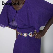 Deepeel 1 шт 59 см * 70 90 женские цветные бриллиантовые широкие
