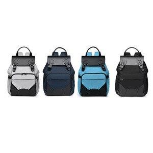 Image 5 - 2020 yeni su geçirmez bebek bezi çantası anne annelik Nappy sırt çantası bebek arabası bebek organizatör hemşirelik değişen çanta bakımı anne için