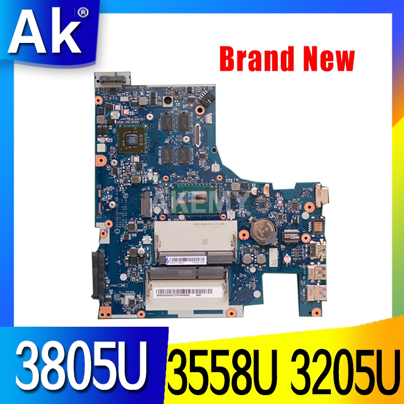 New ACLUC3/ACLU4 <font><b>NM</b></font>-<font><b>A361</b></font> <font><b>NM</b></font>-A271 For Lenovo G50-70 G50-80 G50 80 Laptop Motherboard W 3558U 3205U 3805U 2GB GPU image