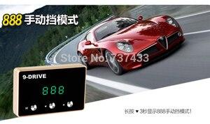 Image 4 - Auto Elektrische Drive Throttle Controller Voor Auto Wijzigen Tune Grooming Pedalbooster Commando Voor Toyota Fj
