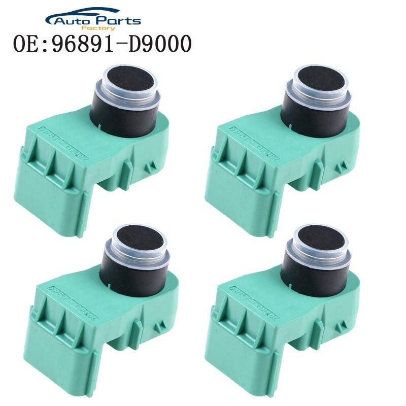 4 pces novo de alta qualidade pdc sensor de estacionamento para hyundai 96891 d9000 96891d9000