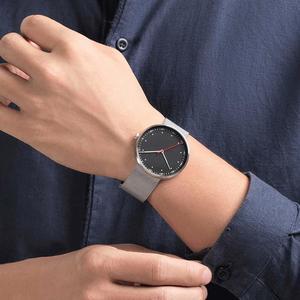 Image 5 - Xiaomi Reloj de lujo Youpin TwentySeventeen para hombre y mujer, reloj de cuarzo, esfera de 39mm, resistente al agua hasta 3ATM