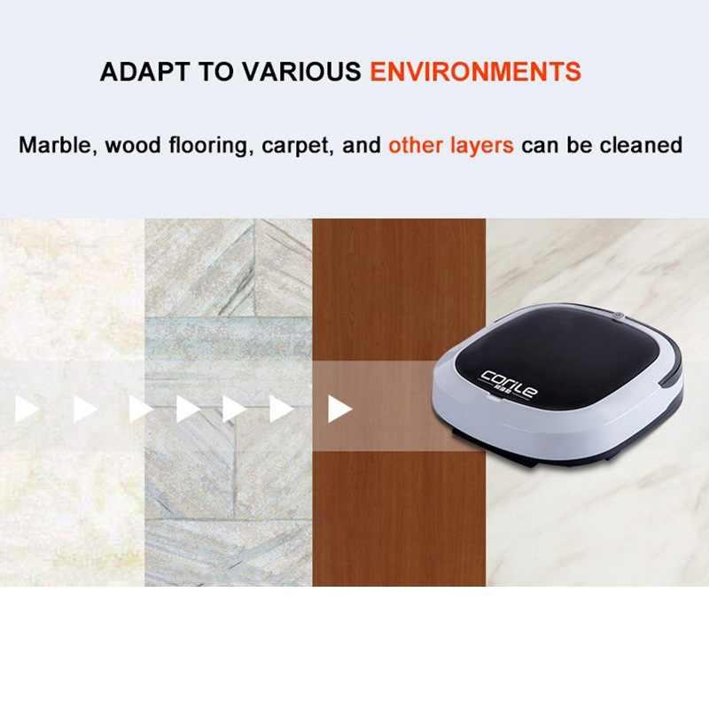Робот-пылесос Умный тип плана Роботизированный с автоматической зарядкой для дома