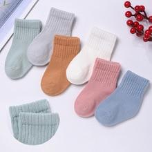 12 Pair/Lot Kids Soft Cotton Socks Boy,Girl,Baby,Cute Cartoon Warm Stripe Dots Fashion Sport Socks Autumn Winter Children Gift