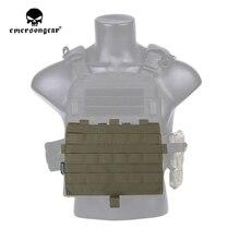 emersongear Emerson CP Style Detachable Front MOLLE Panel Tactical Modular Platebag for AVS & JPC2.0 Vest Ranger Green RG
