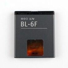 Original BL-6F phone battery for Nokia 6788 N78 N79 N95 6788 6788I BL6F 1200mAh