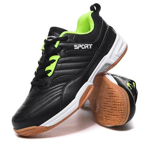 Esportes ao ar Sapatos de Desporto para Homens Novos Sapatos Badminton Profissionais Livre Respirável Anti-escorregadio Mulheres Sneakers Tamanho Grande 38 -46 2020