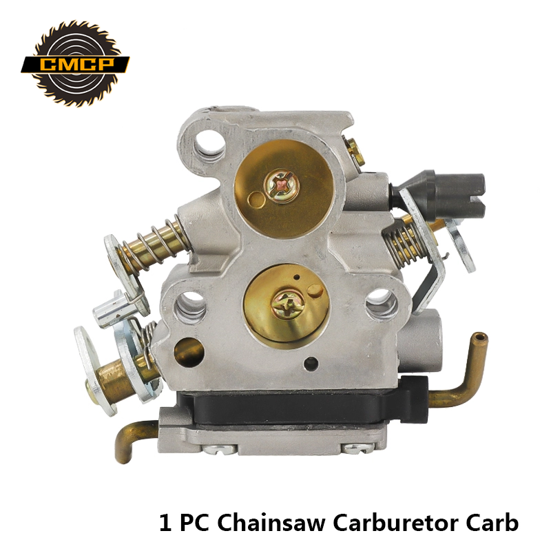 CMCP 1pc Chainsaw Carburetor For Husqvarna 235 235E 236 236E 240 240E Gasoline Chainsaw Parts Replace ZAMA C1T-W33 Carburetor
