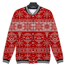купить Christmas Style Mens Winter Designer Sweatshirts Button 3D Print Homme Festival Clothing Long Sleeve Crew Neck Casual Apparel дешево