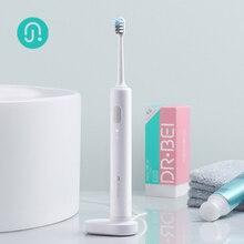 BET C01 Wasserdichte Drahtlose Sonic Elektrische Zahnbürste Tragbare Wiederaufladbare Sonic Zahn Pinsel Ultra sonic Zahnbürste