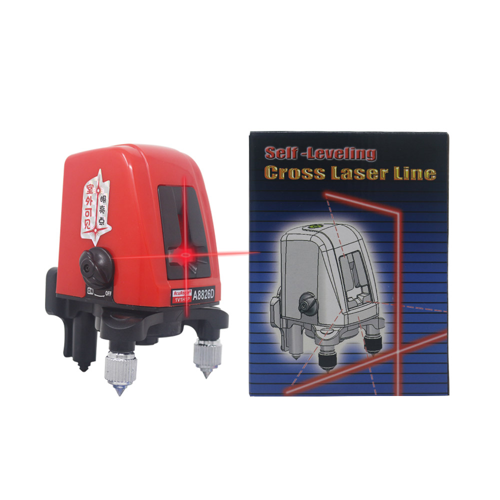 Business & Industrial A8827D 3 Lines Self Leveling Cross Laser ...