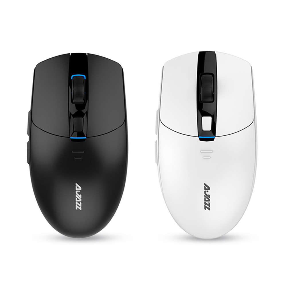 Ajazz i303pro 2.4GHz Wireless Gaming Mouse 8 Buttons 16000DPI Mice for Laptop Notebook PC image