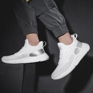 Image 4 - CYYTL אופנה גברים נוחות נעלי קיץ לנשימה ספורט סניקרס קל משקל מזדמן רשת זכר הליכה נעל Sportschoenen Heren