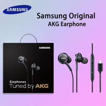 s9 earphone Original Samsung IG955 Type C In ear with microphone for Galaxy a50 a70 a80 s8 s10 note 8 9 Mobile Phone Earphones