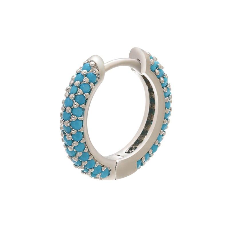 silver blue-1piece