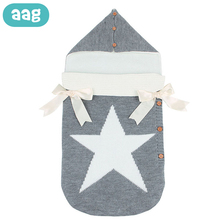 AAG Newborns Envelope for Discharge Baby Sleeping Bag Sack Hunters Diaper Cocoon Maternity Hospital Kit