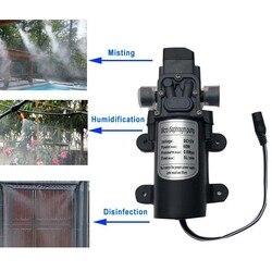 Высококачественный насос-распылитель 12 В постоянного тока 160psi, водяной насос с адаптером питания для бассейна, сада, системы охлаждения