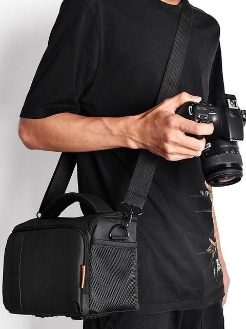 Нейлоновая сумка для видео и фото аппаратуры для объектива Canon Nikon B500 P900 D90 D750 D7000 2